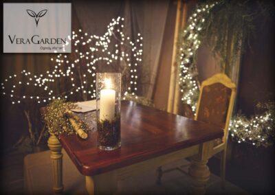 11. Dekoracje ślubne, aranżacje ogrodu - Mikołów Vera Garden