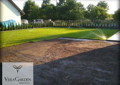 11. Nawodnienie ogrodu - System nawadniający - Lubliniec Vera Garden