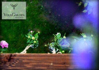 12. Dekoracje ślubne, aranżacje ogrodu - Katowice Vera Garden