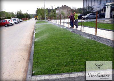 15. Nawodnienie ogrodu - System nawadniający - Knurów Vera Garden