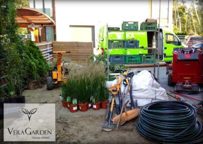 2. Realizacja ogrodów, nasadzanie roślin - Jaworzno, Vera Garden