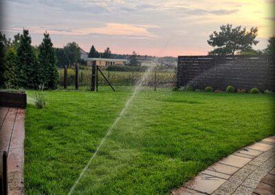 4. Nawodnienie ogrodu - System nawadniający - Jaworzno Vera Garden