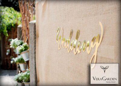 9. Dekoracje ślubne, aranżacje ogrodu - Sosnowiec Vera Garden