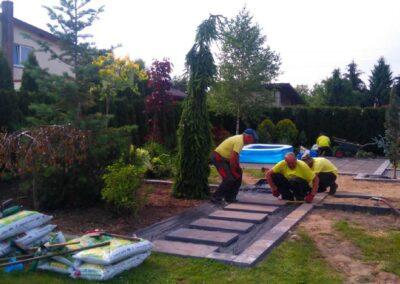 Przygotowanie terenu, zakładanie trawników - Vera Garden, Czeladź