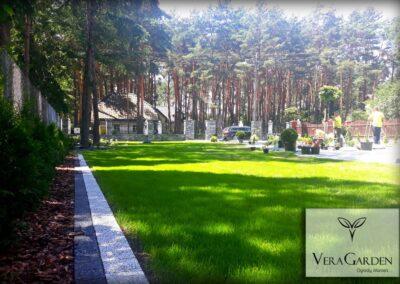 Realizacja ogrodów, nasadzanie roślin - Radzionków, Vera Garden