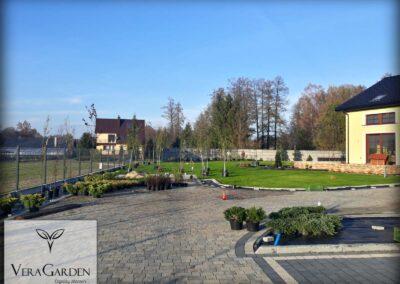Realizacja ogrodów, nasadzanie roślin - Tarnowskie Góry, Vera Garden