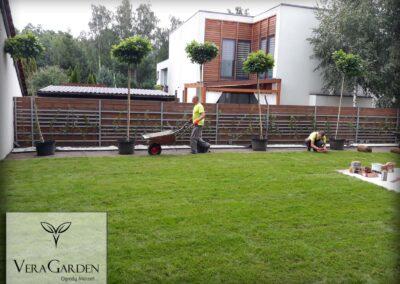 Realizacja ogrodów, nasadzanie roślin - Trzebinia, Vera Garden