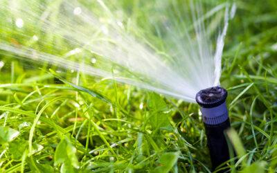 System automatycznego nawadniania ogrodu